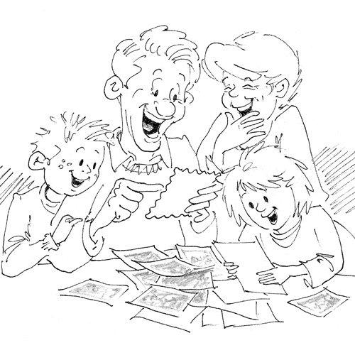 Bild zum Weblog Familie – oder das, was bleibt